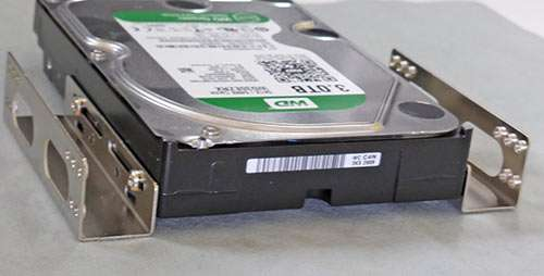 アイネックス 3.5-5HDD用メタル金具 HDM-09