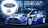 2020 Ford Fiesta WRC