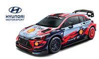 2020 i20 Coupe WRC