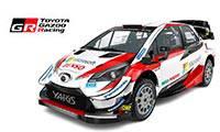2020 Yaris WRC